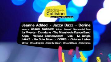 Riddim Collision Festival #20