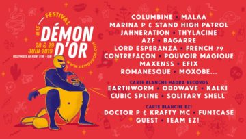 festival démon d'or 2019