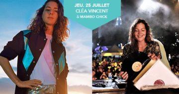 Cléa Vincent & Mambo Chick - Les Concerts suspendus