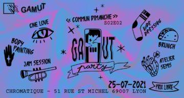 COMMUN DIMANCHE#S02E02 ~GAMUT PARTY~