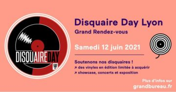 Disquaire Day Lyon 2021