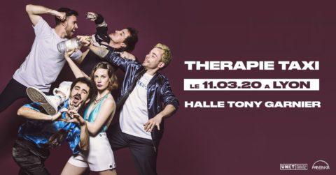 Thérapie TAXI en concert à Lyon
