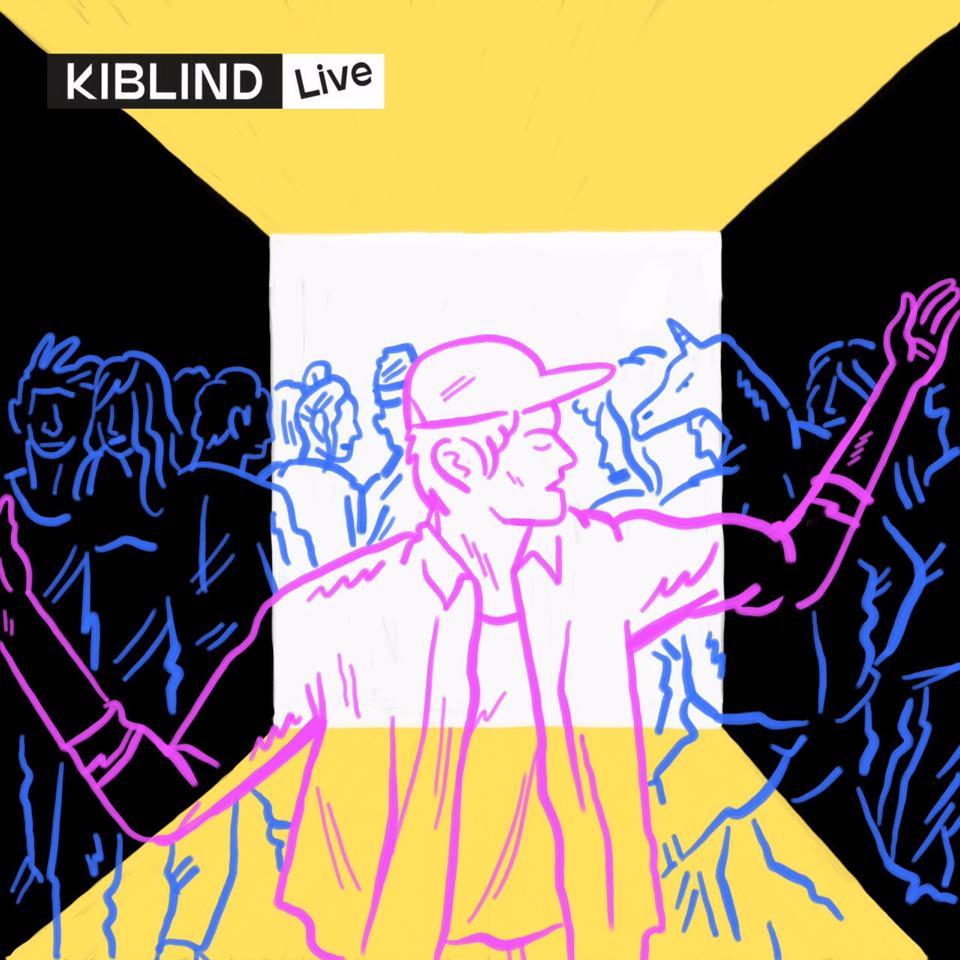 kiblind live