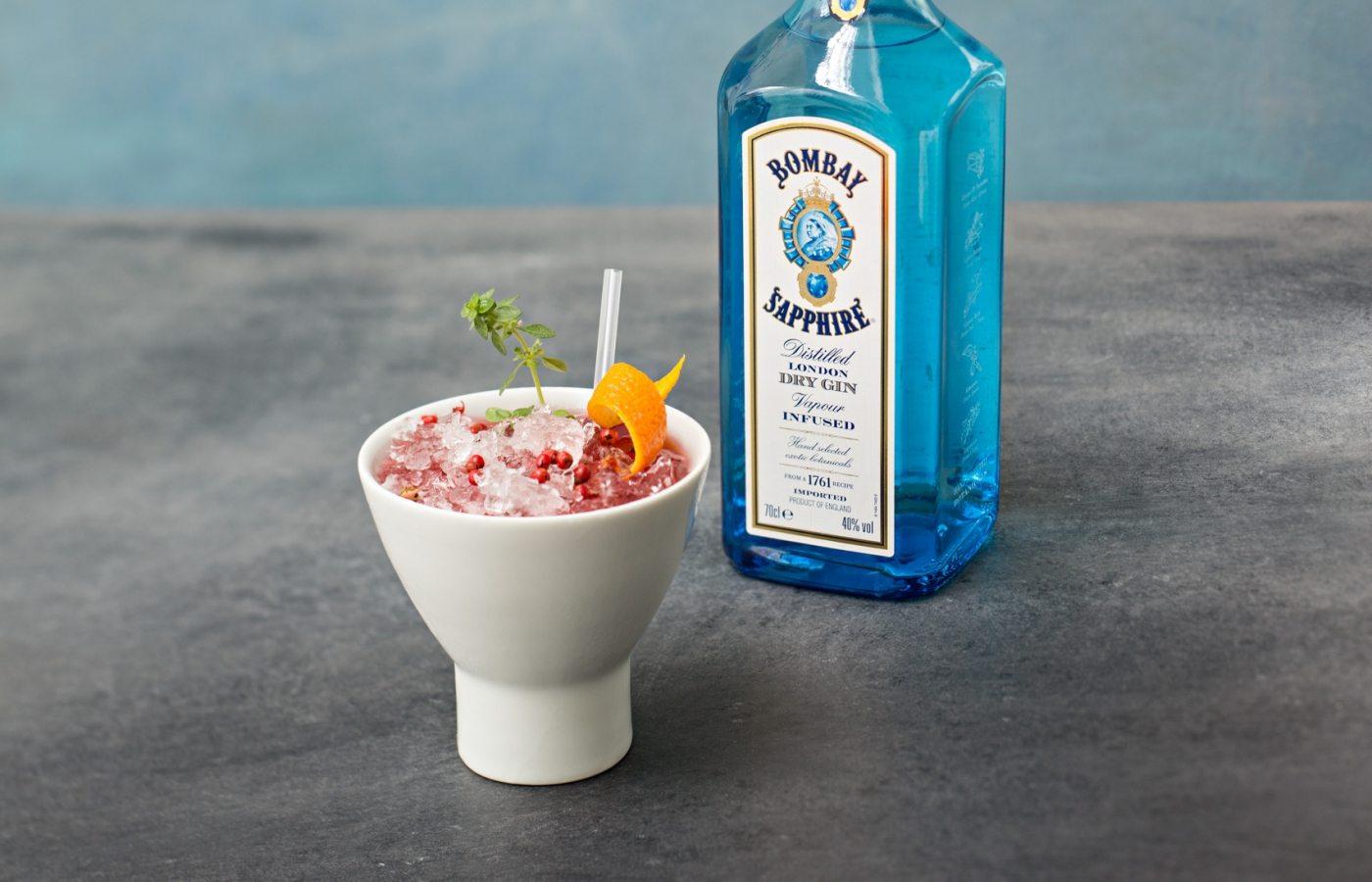 cocktail sommer shrubbler