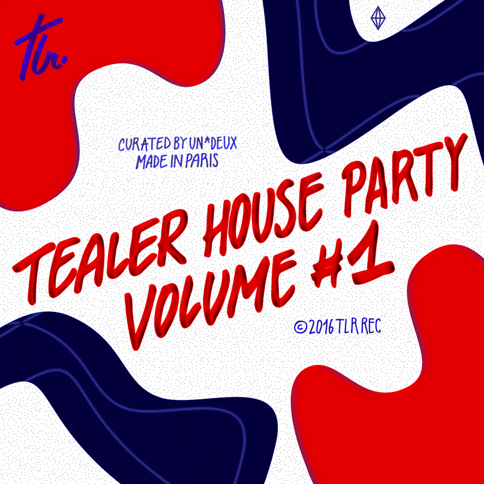 Cover Tealer House Party