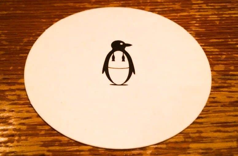 Bock pinguin à l'Antiquaire Lyon