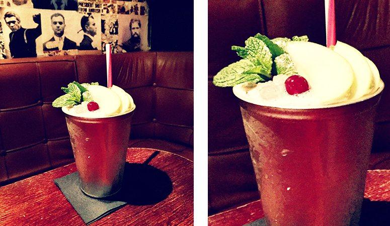 Un cocktail, un son présente le Gin'po, création du Soda Bar à Lyon