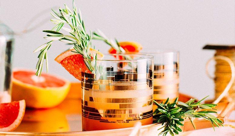 Nouvelle tendance des boissons sans alcool : les mocktails.