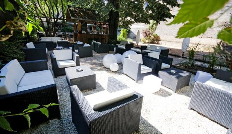 La Cour des Miracles offre une des meilleures terrasses de Lyon