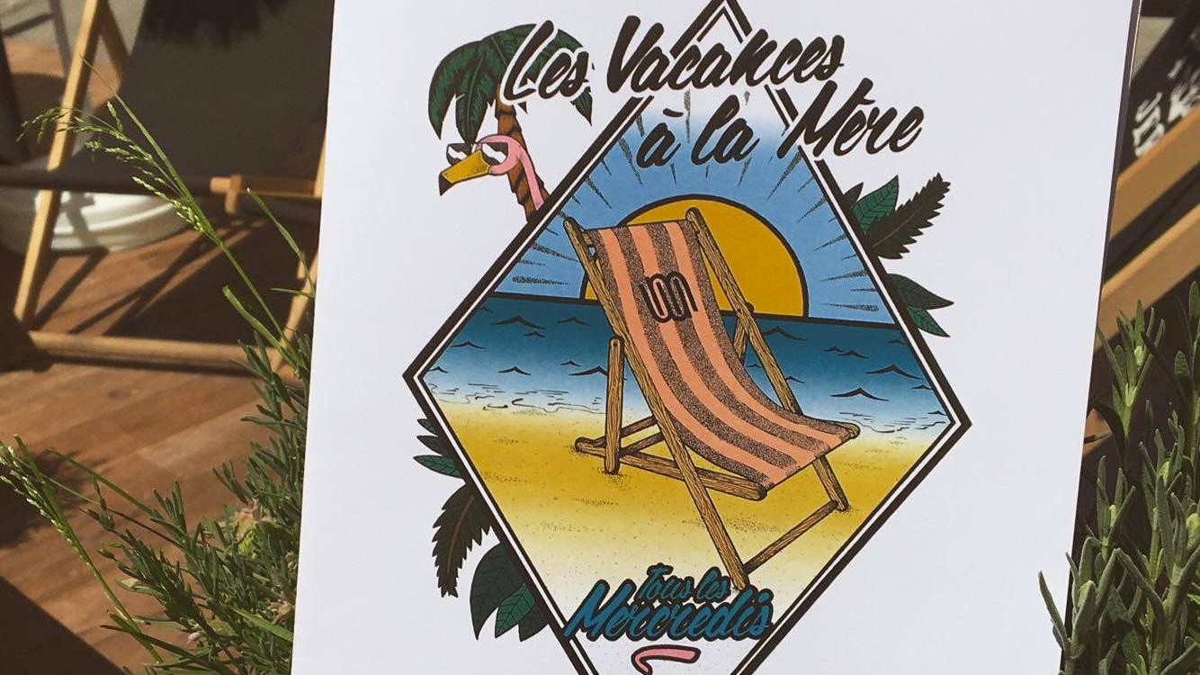 Cahier de vacances du festival lyonnais les Vacances à la Mère
