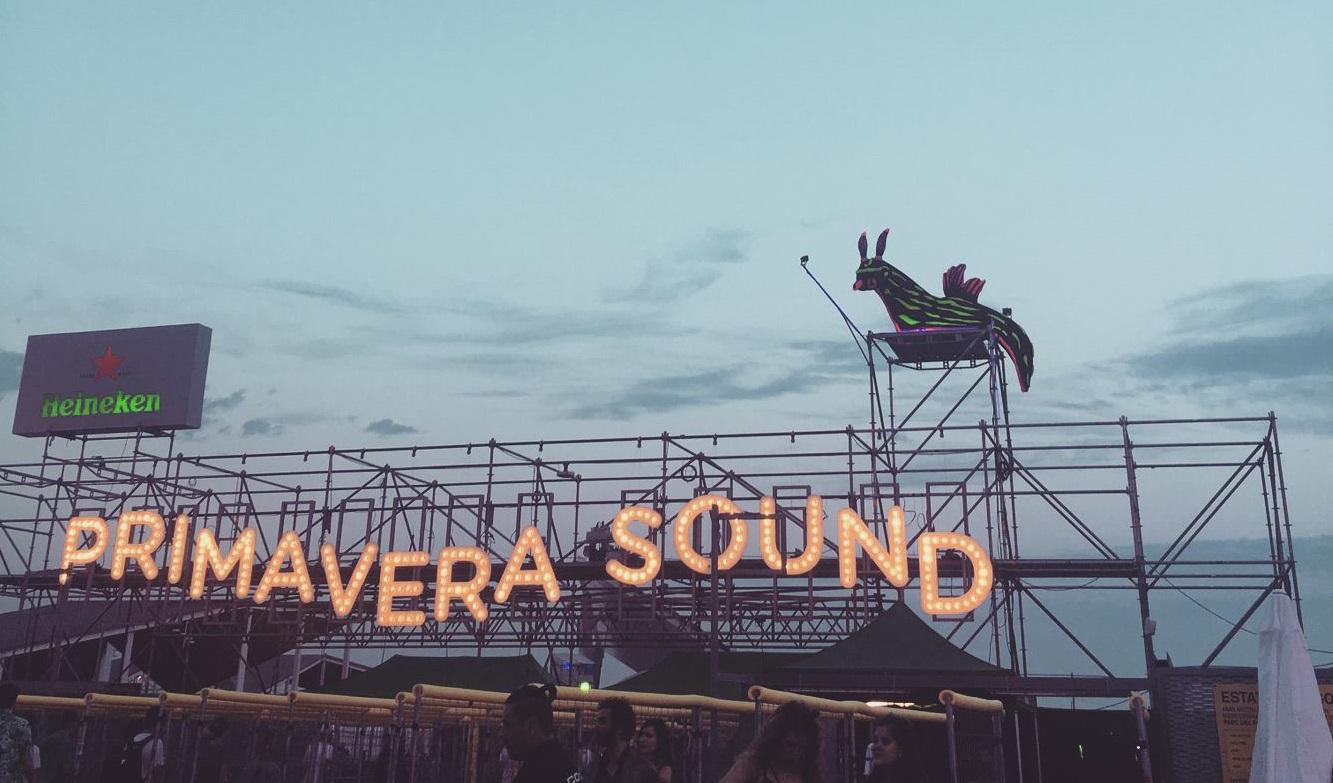 primavera sound festival barcelone