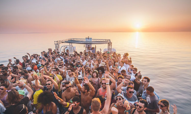 Boat Party Sonus Festival