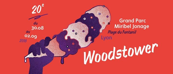 Festival Woodstower 2018 20 ans