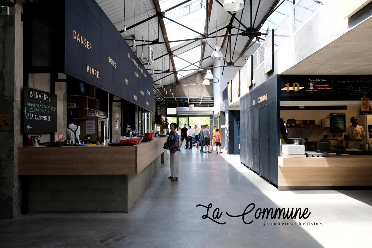 la commune lyon 2019