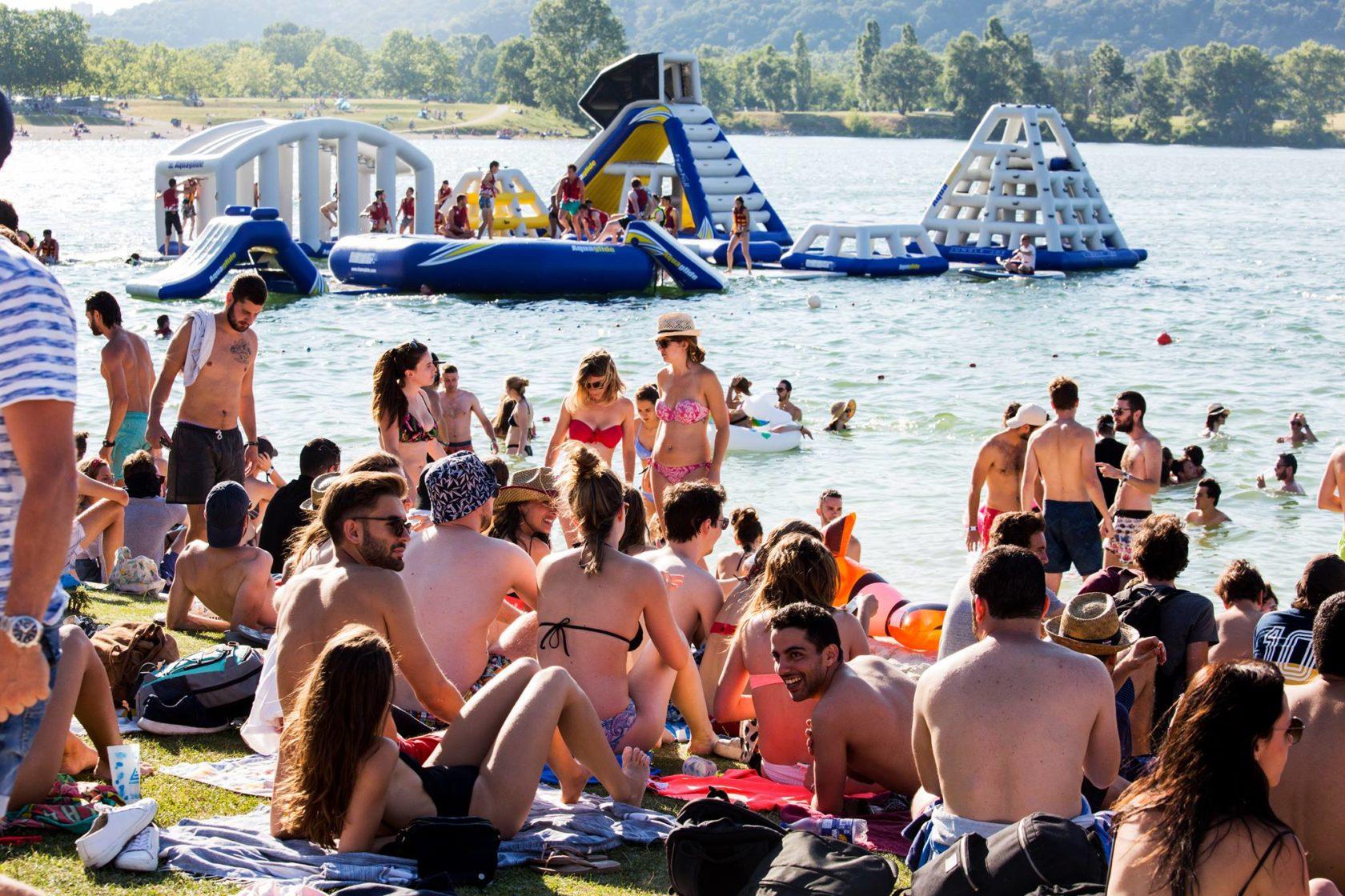 festival evasion 2019 la plage
