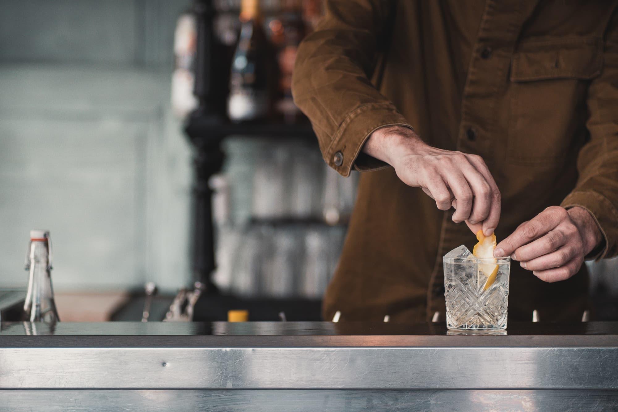 le bosquet lyon bar cocktail aperitif